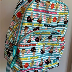 Harajuku Lovers Backpack!!!!!